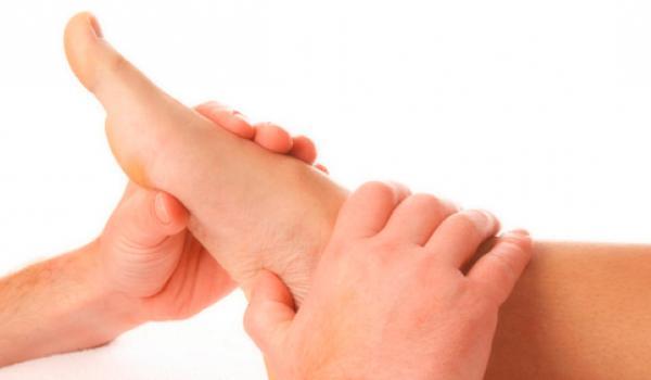 Chiropractic-Foot-Pain