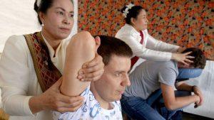Thai Massage Benefits